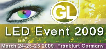 LED EVENT 2009, Frankfurt, GERMANY
