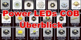 Power LEDs COB