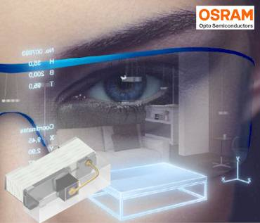 IR-LED Eye-Tracking