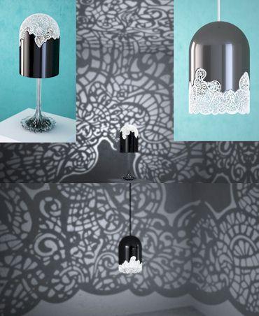 3D Drucker LED-Lampe Sky & Land