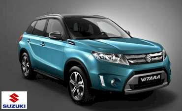 Suzuki Vitatra 2015