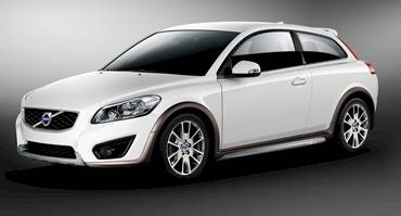 Volvo C30 mit LED Technik